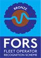 Bronze member of FORS Fleet Operator Accosiation